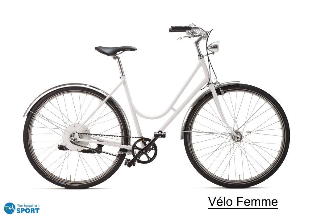 v lo lectrique smart bike 28 courroie en carbone 4 tailles flykly. Black Bedroom Furniture Sets. Home Design Ideas