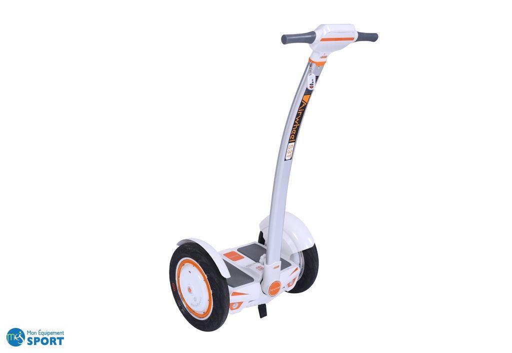 "Airwheel S3T gyropode auto-équilibré 14"" blanc"