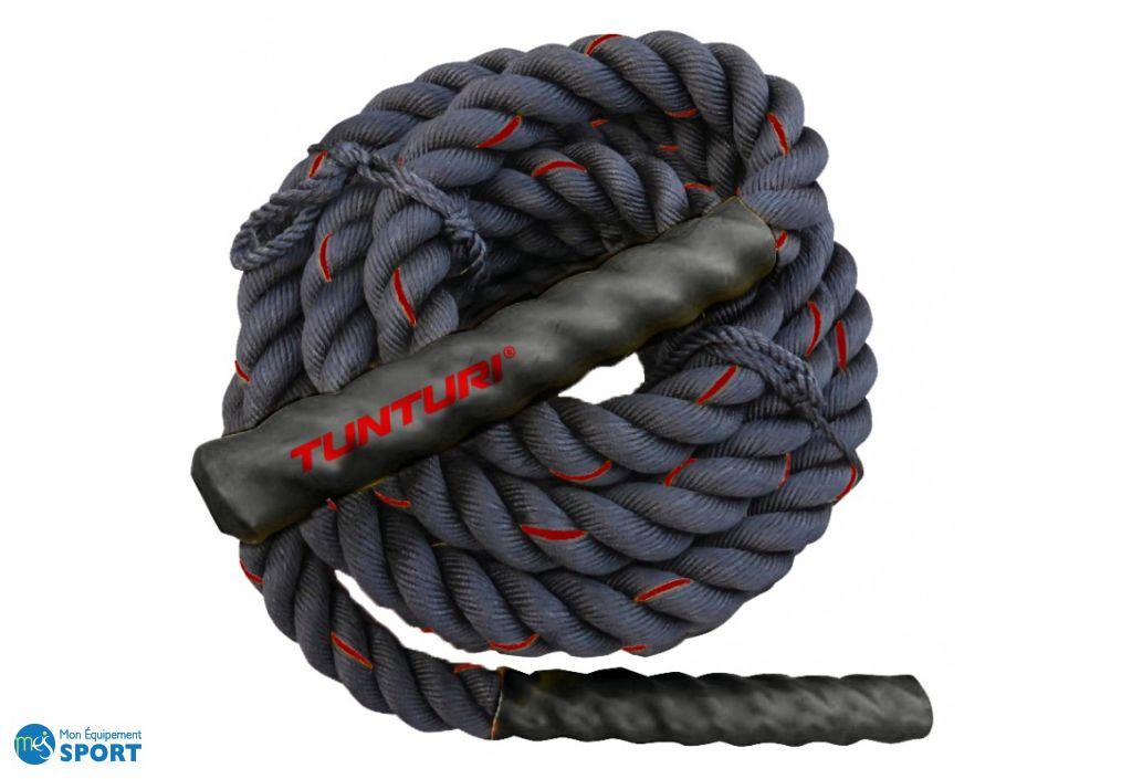 Corde Ondulatoire de Musculation Battle Rope