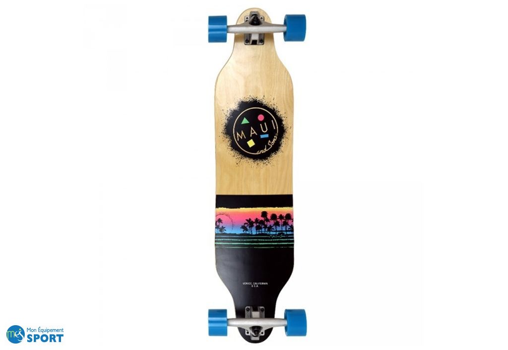 Bayside skateboard classique