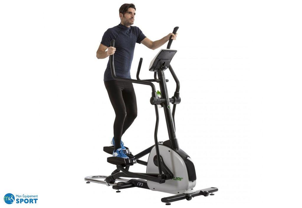 Vélo elliptique C85 Endurance Tunturi