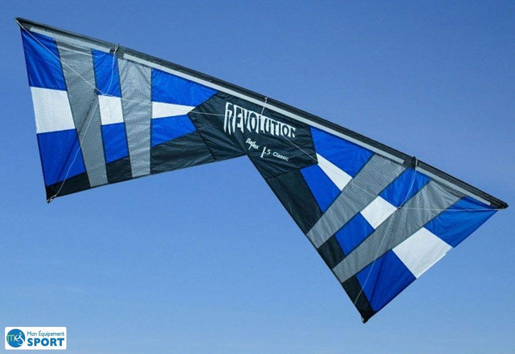 Cerf-Volant de Traction Revolution Reflex 1.5 Classic bleu