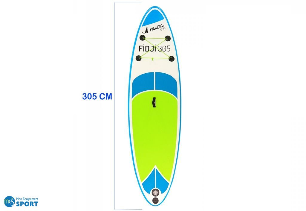 StandUp Paddle Fidji 9,9'