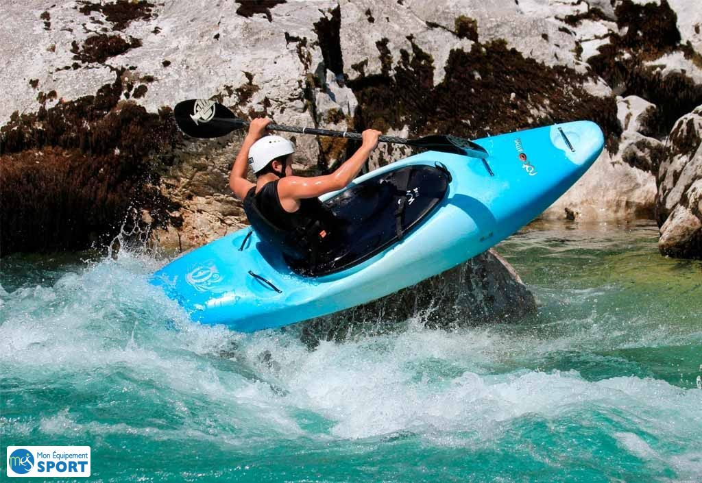 Kayak roto pour rafting orgasmo