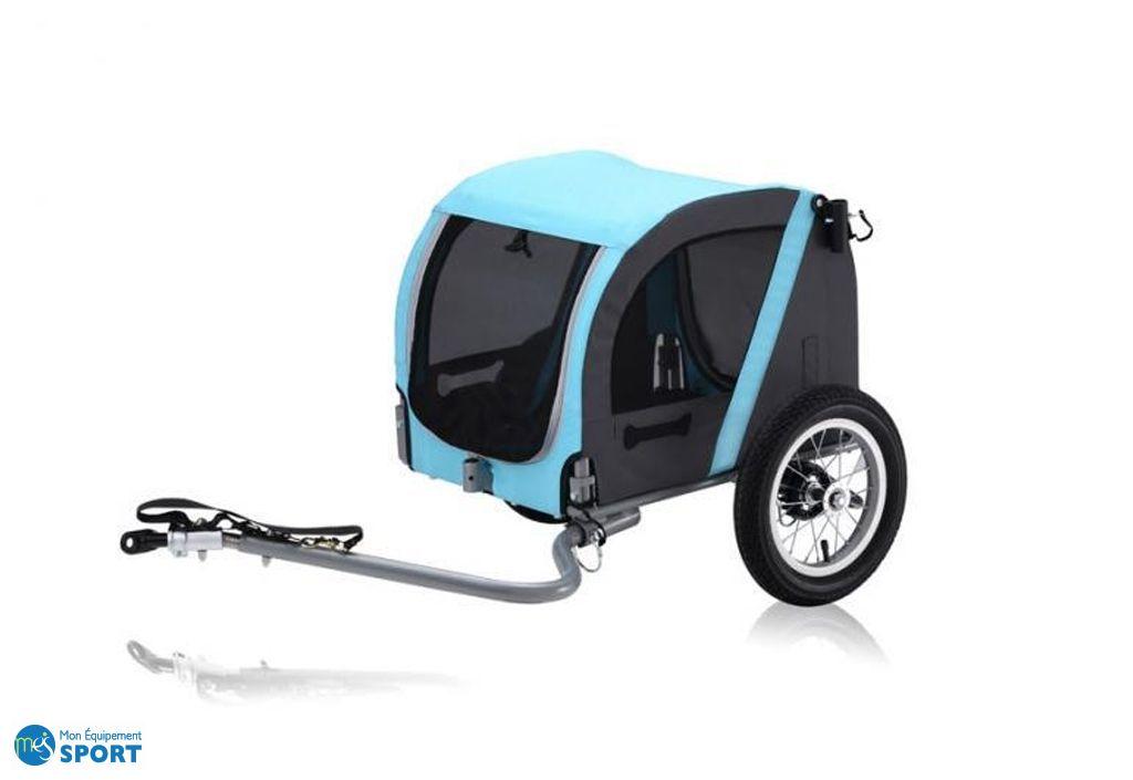 Mini attache vélo pour chien