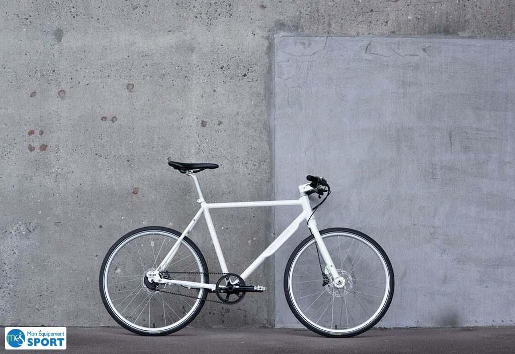 Vélo Urbain NYC Shimano Alfine Di2 11 Vitesses
