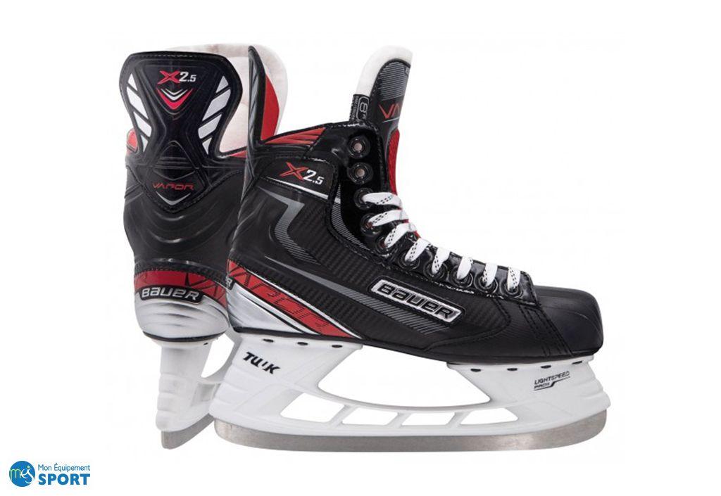 Patins de Hockey Vapor X2.5 Junior