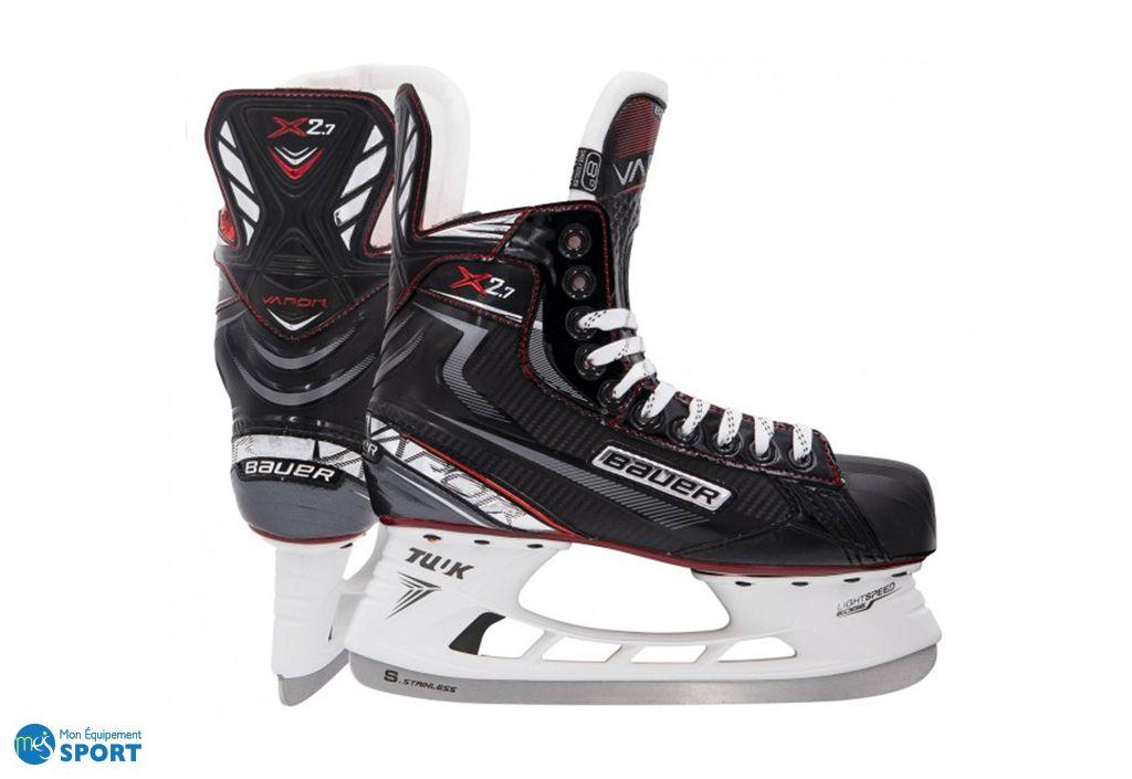 Patins de Hockey Vapor X2.7 Junior