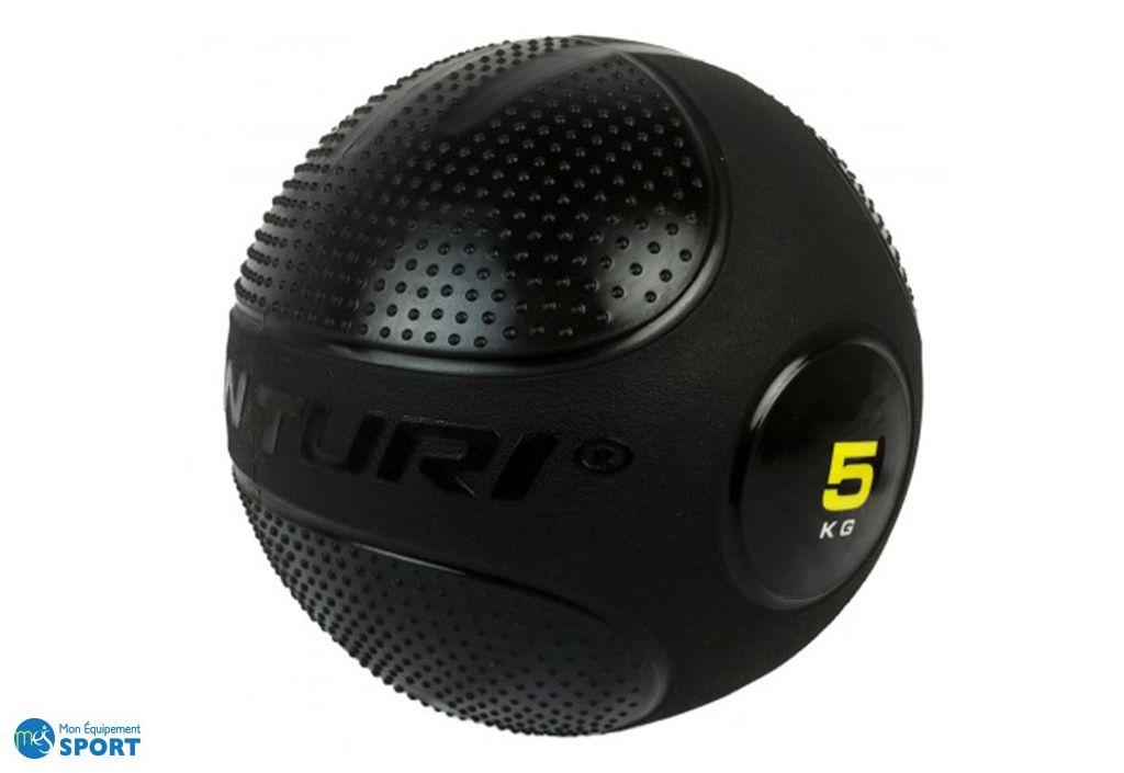 Ballon de musculation Pro Slam Ball 5kg  - Tunturi