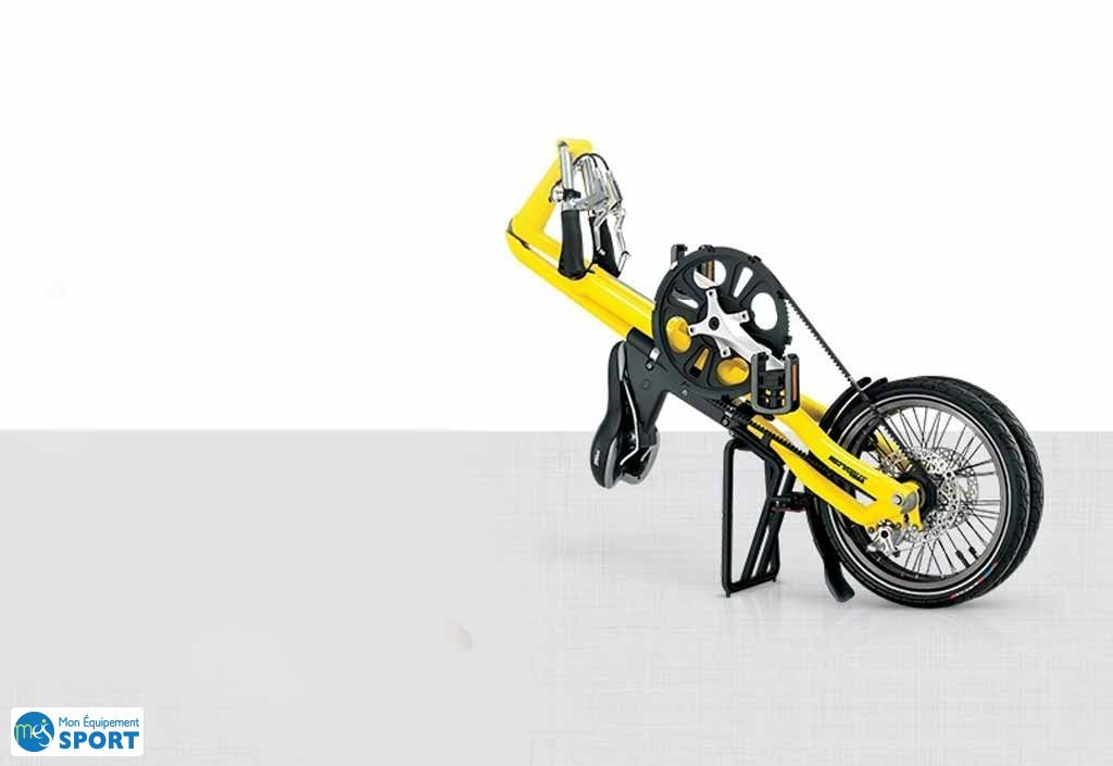 Vélo Pliable Strida SX 2018 jaune