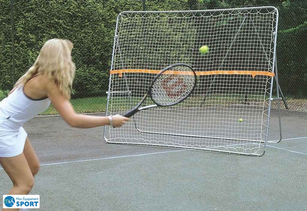 Filet de Rebond Tennis 2,7x 2,2 m