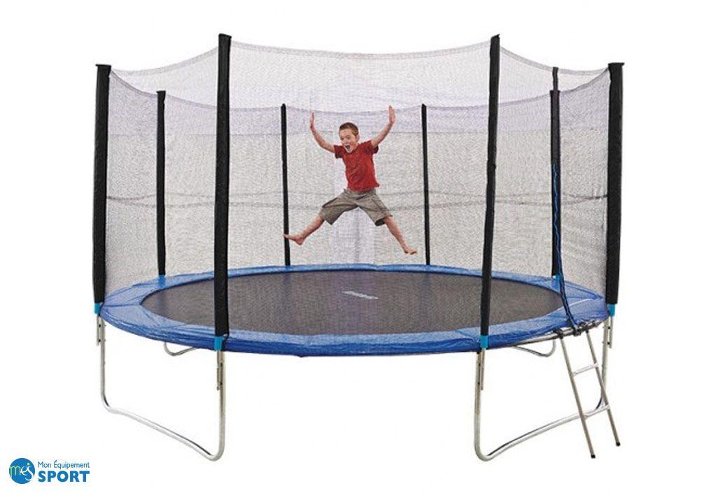 Trampoline sur pieds 366 cm de diamètre