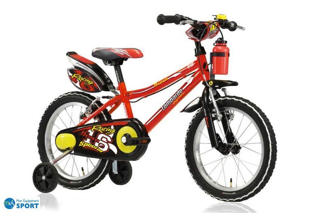 vélo pour enfant 16'' Brera