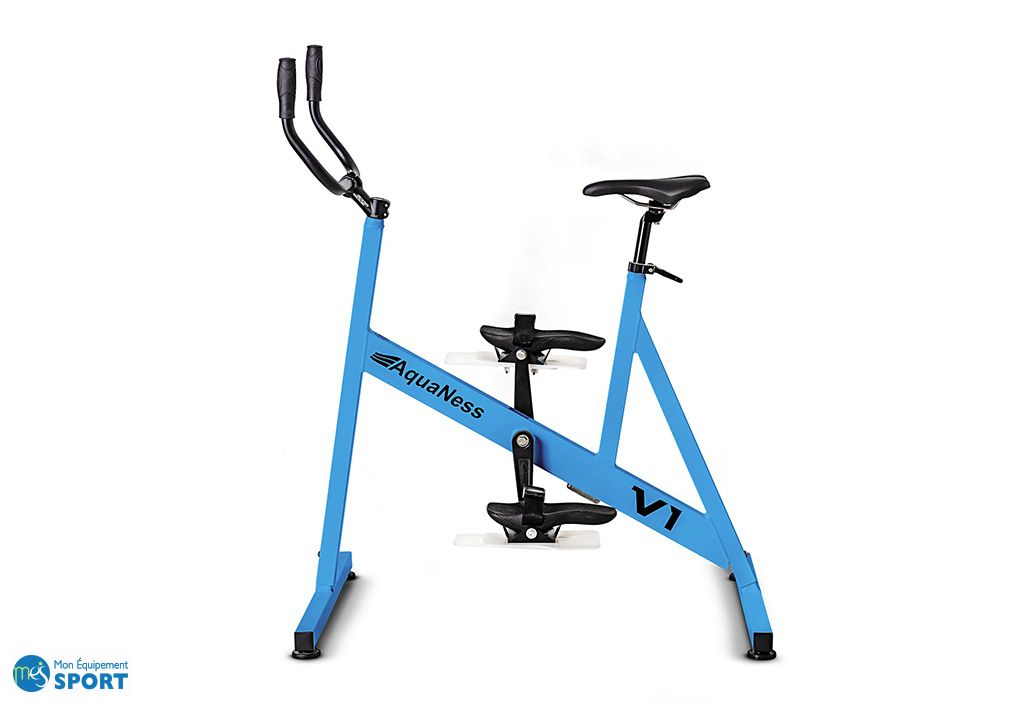 Vélo Aquatique Aquaness V1 Bleu Clair