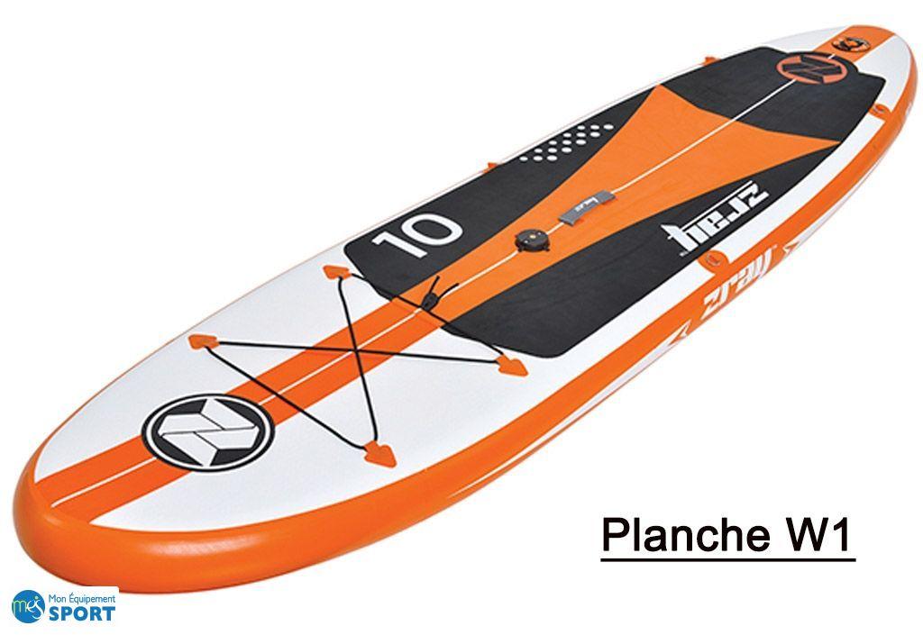 planche W1 SUP/ windsup et kayak