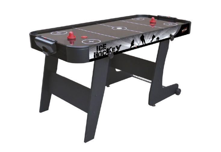Table de Air Hockey Pliable 152x74x80 cm