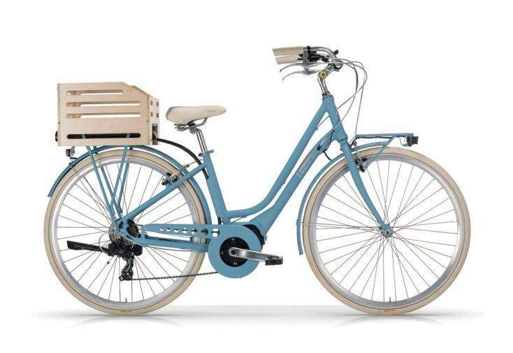 vélo électrique Apostrophe bleu