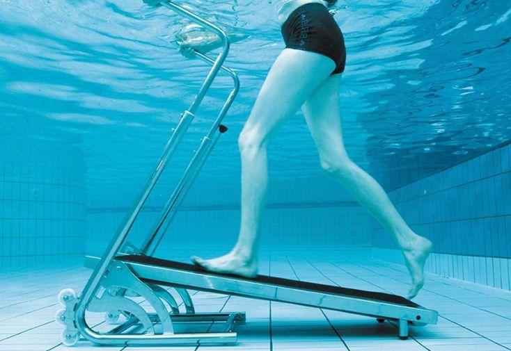 Tapis Aquatique Aquajogg waterflex