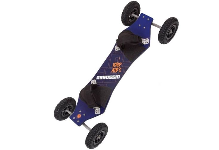 mountainboard Planche Assassin HQ pour freestyle