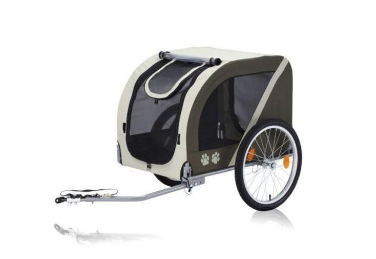 Attache vélo pour chien