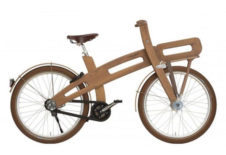 Bough bolder bike avec caissette à l'avant