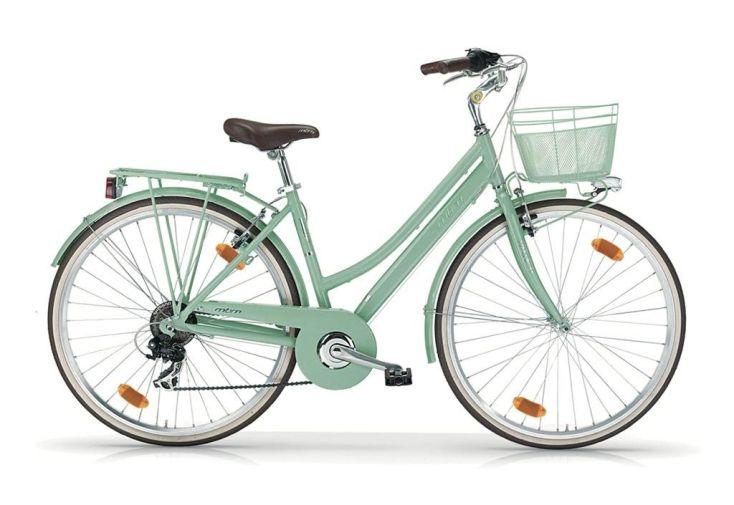 Boulevard 28 pouces vélo pour femme vert