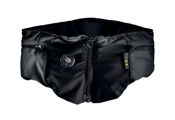 casque airbag pour cyclistes hovding v2