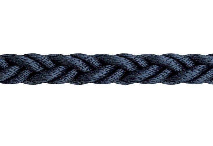Cordage Squareline PES pour Amarre 12 mm (à partir de 8 m)