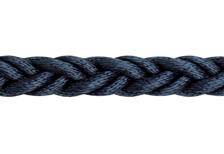 Cordage Squareline PES pour Amarre 16 mm (à partir de 6 m)