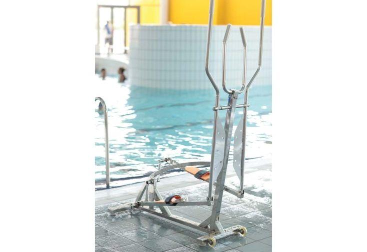 Vélo elliptique aquatique Elly