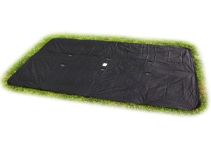 Housse de protection pour trampoline rectangulaire enterré Dynamic