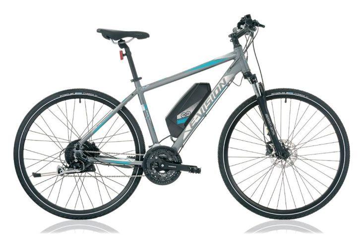 """e-vélo urbain luberon 28"""" pour homme"""