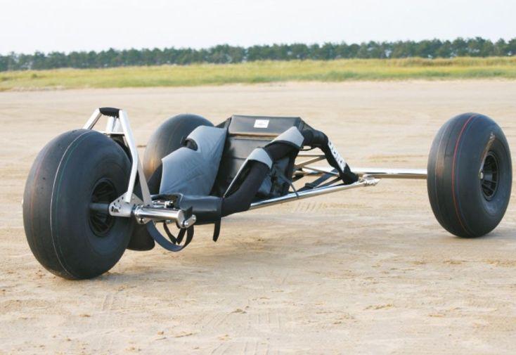 Buggy Majestic Libre en acier ou en Inox