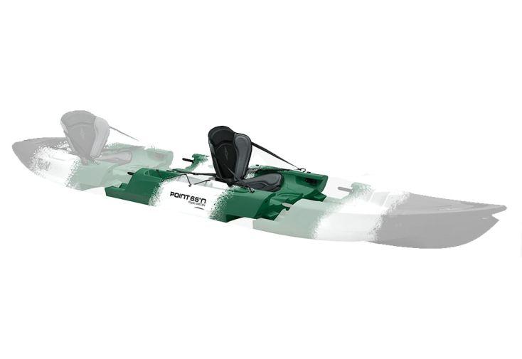Module Supplémentaire pour Kayak de Pêche de Mer Modulable Angler GTX