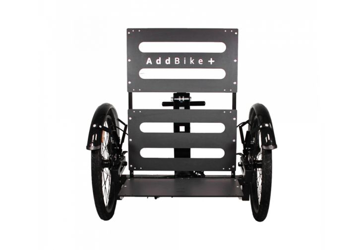 Module de Transport pour VéloTriporteur Addbike+