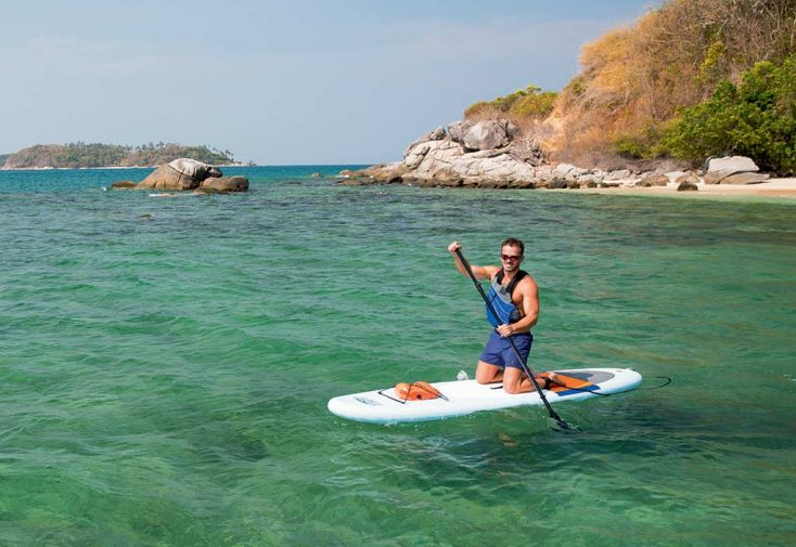 Paddle Gonflable Coast Liner SUP