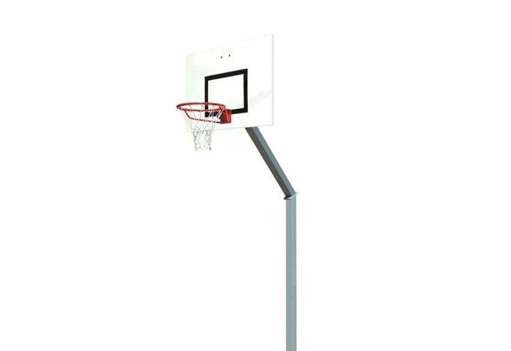 Panier de basket extérieur 3,05 m