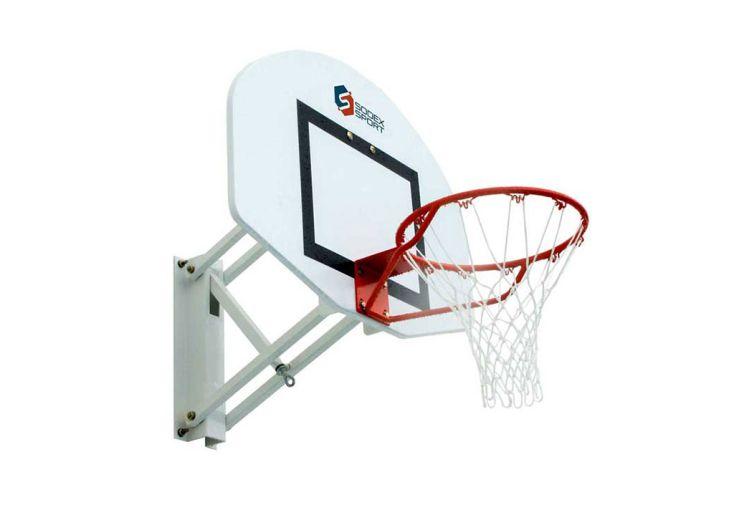 Panier de basket réglable en hauteur