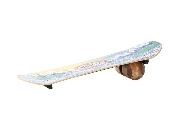 Planche d'équilibre en bois Flow