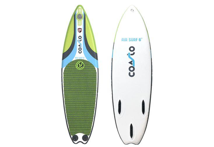 Planche de surf gonflable coasto air surf 6'