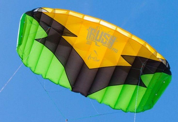 Aile de kite rush v pro