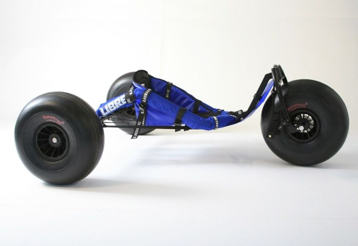 Buggy supertruck II en acier galvanisé