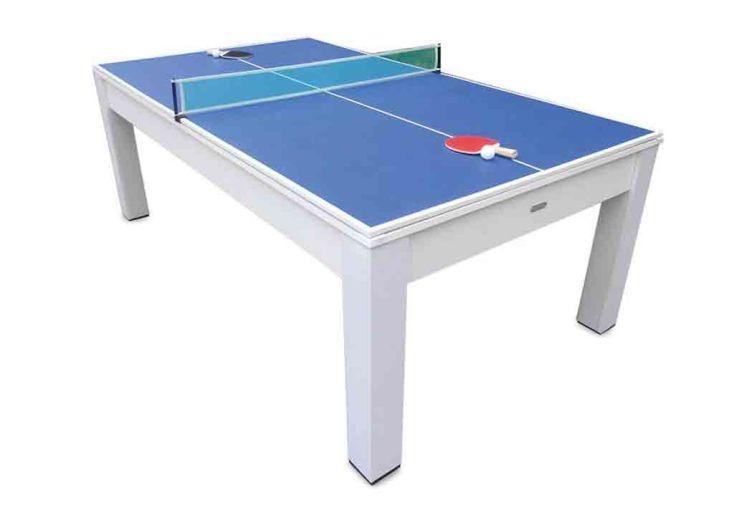 table de jeux convertible en table de ping pong