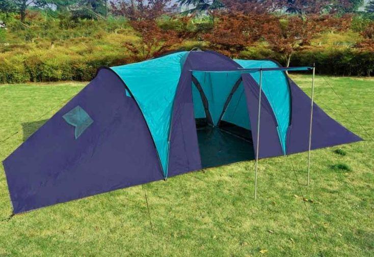 Tente de Camping 9 Personnes