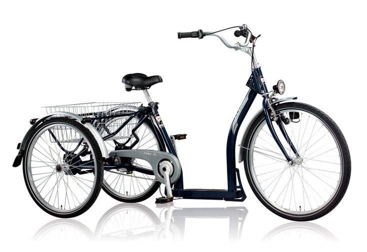 Tricycle adulte PFIFF Luxe 3 vitesses Nexus
