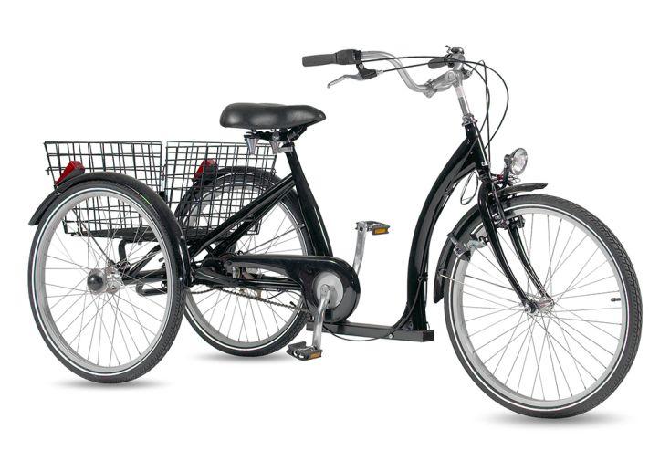 Tricycle Standard pour adulte 24 pouces 3 vitesses