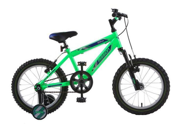 vélo mission pour enfant 16 pouces