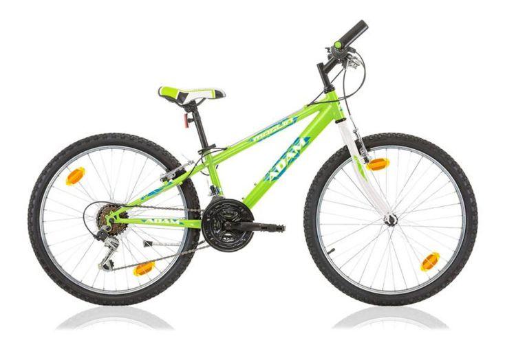vélo pour enfant Adam 20'' vert