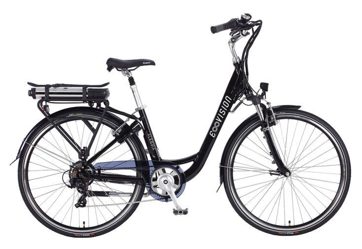 Vélo électrique femme Alegria 28 pouces