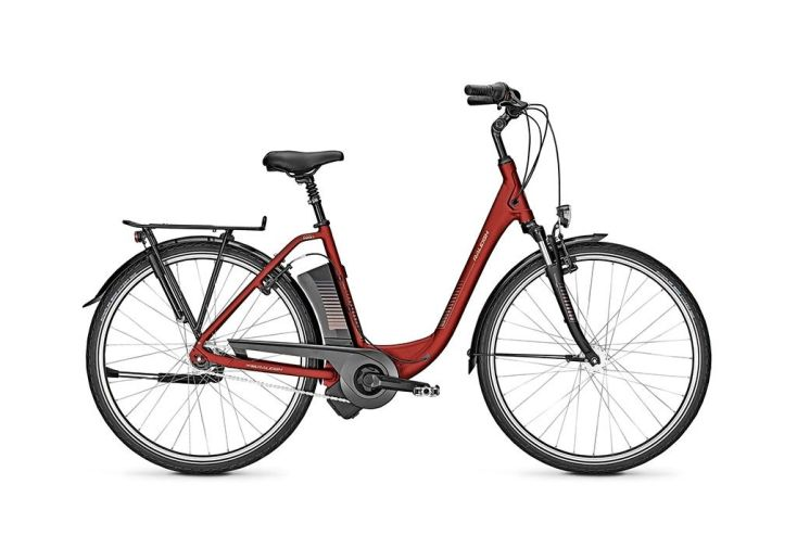 vélo ville électrique dover 7 28 pouces raleigh